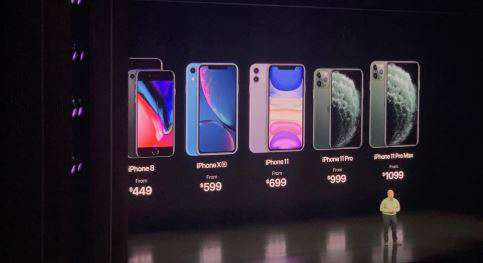 Apple Iphone 11 Price Revealed Here S All You Need To Know