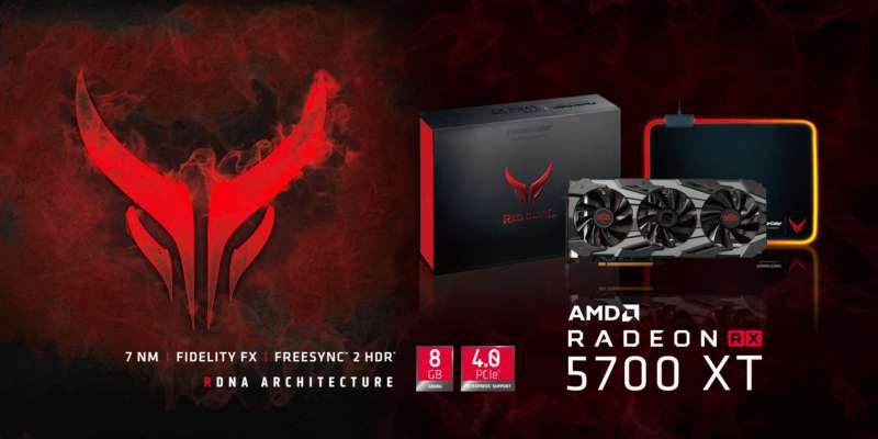 PowerColor's Red Devil Radeon RX 5700 XT Makes the AMD Navi