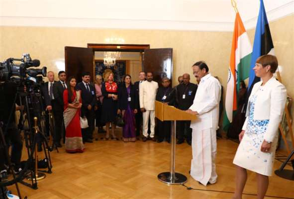 India, Estonia to step up trade, technology cooperation