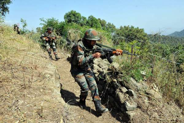Indian Army Busts Naga Insurgent Hideout in Manipur, Huge