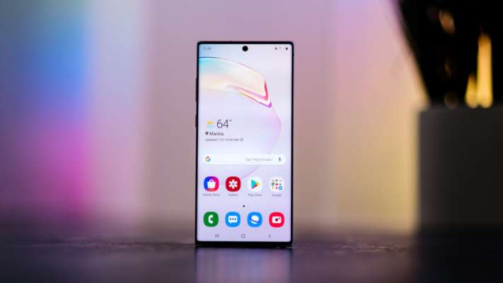 Samsung launches 'made in India' Galaxy Note10 smartphones