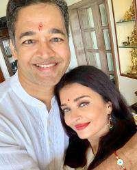 Aishwarya Rai Bachchan's Bhabhi Shrima Rai Gives A Glimpse