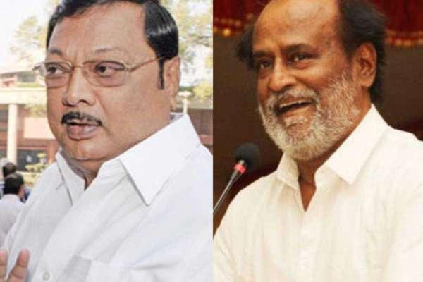 Image result for வெற்றிடத்தை ரஜினி நிரப்புவார்!