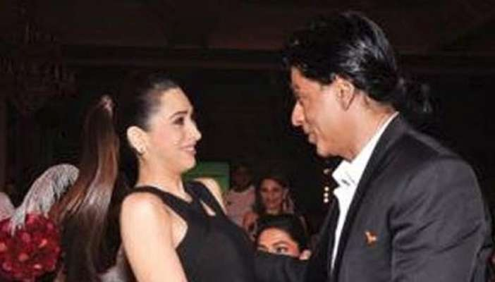 Karisma Kapoor Shares 'Dil To Pagal Hai' Picture With Shah Rukh Khan