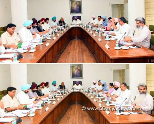 Punjab Cabinet Reverts To Old Method Of Depositing Zoo Revenue Into