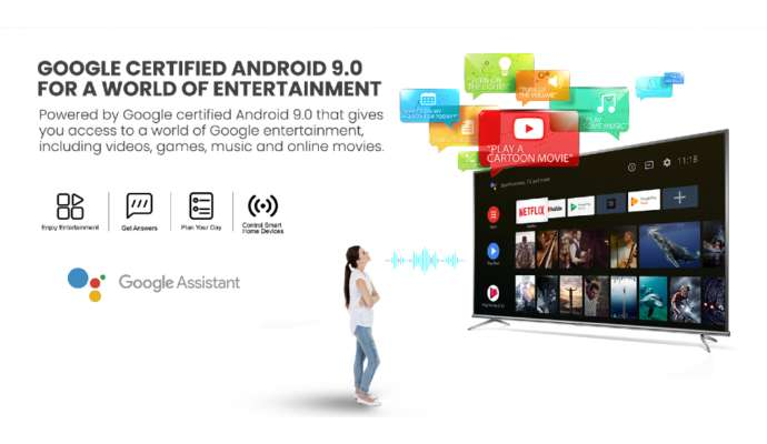 TCL unveils 55-inch 4K AI Android 9 TV in India for Rs