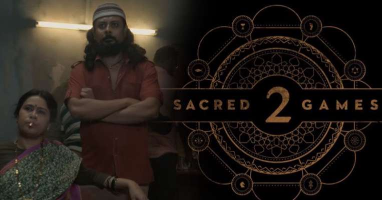 Netflix India Dropped A Mini Episode Of Sacred Games 2, Iss