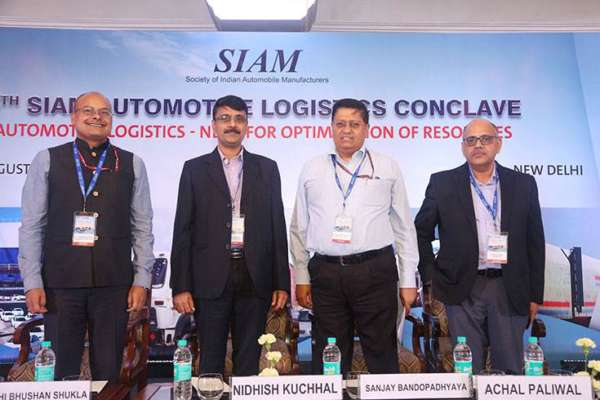 SIAM Logistics Conclave sees experts urge resource
