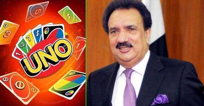 Pakistan senator tags UNO game instead of United Nations