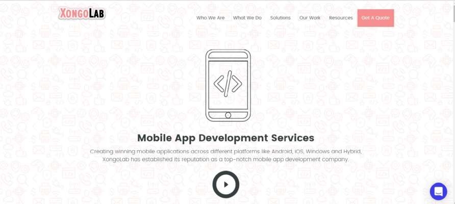 Exclusionary List of Top 10 Mobile App Development Companies in