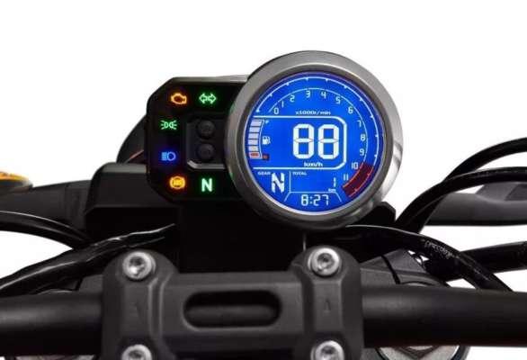 Image result for honda cbf190tr bike