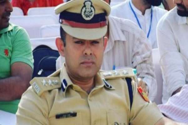 Senior IPS Officer Madhur Verma shifted to Arunanchal - We For News