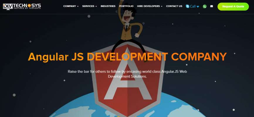 Top 10 AngularJS Development Companies to Hire in 2019 - YourStory