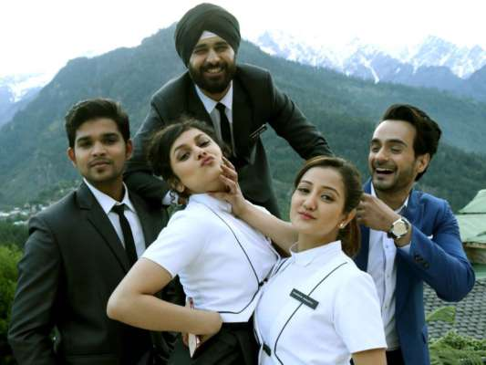 Ishq Aaj Kal Is The First Web Series From Creative Eye Ltd To Be