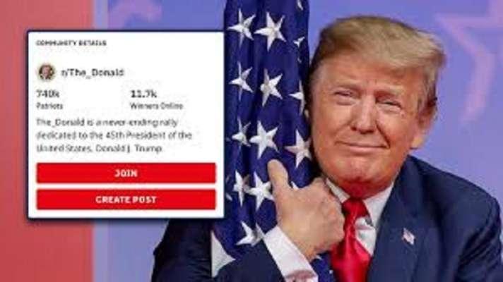 Reddit bans pro- Donald Trump community - East Coast Daily
