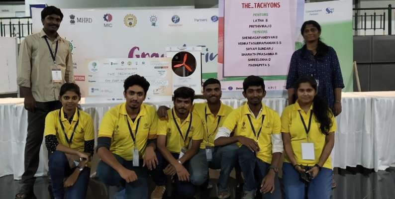 Chennai engineering students take the green route, develop