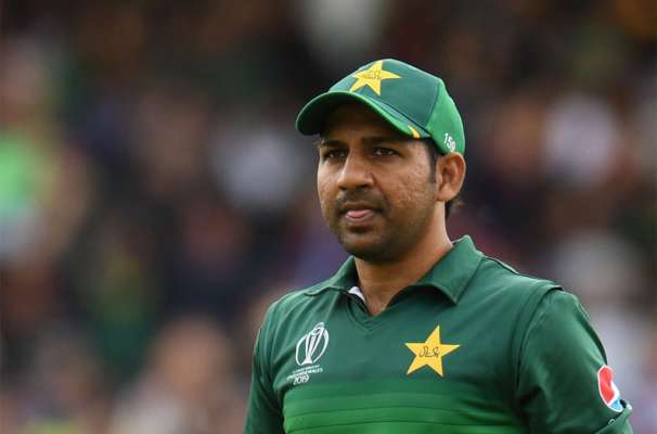 Image result for sarfraz ahmed poster destroyed by fans