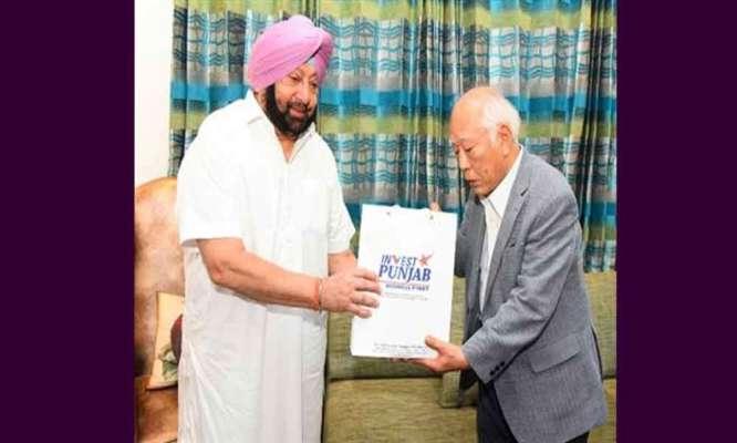 Japan's medical equipment manufacturer to invest in Punjab