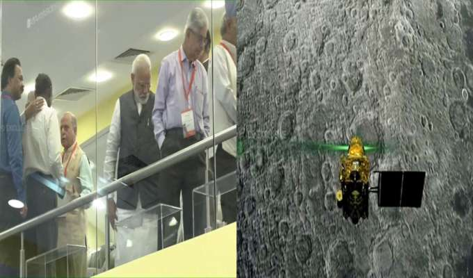 Mission Chandrayaan2: ISRO has created history even after losing contact with lander Vikram