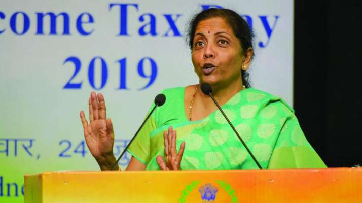 Image result for Indian Govt soon uses its strong electoral mandate in next wave of reforms: Sitharaman