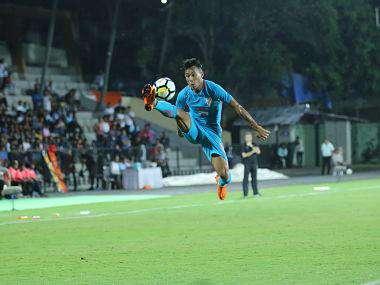 FIFA World Cup 2022 qualifiers: Udanta Singh says qualifying
