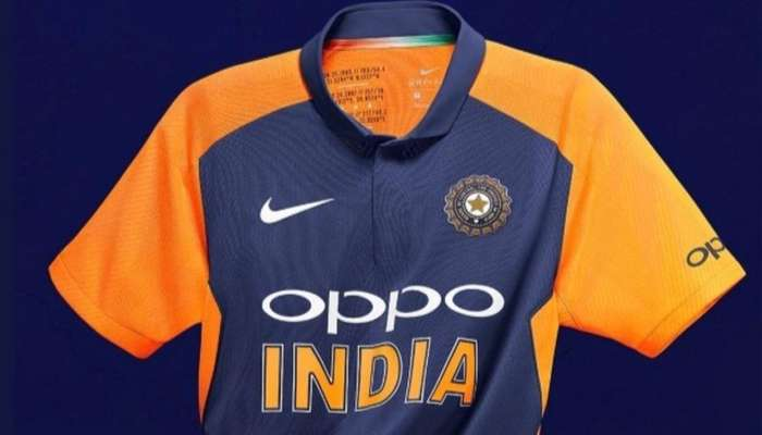 REVEALED: Here's Our First Look At Team India's Orange