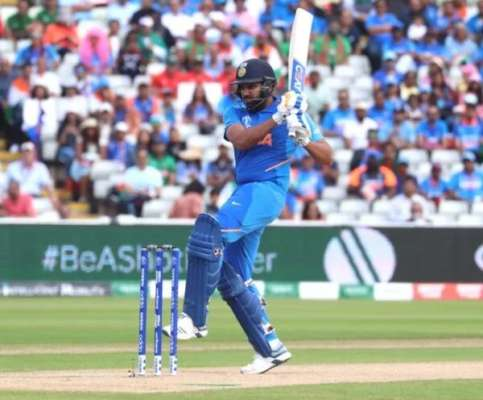 ICC World Cup 2019: Twitter Reacts As Rohit Sharma Scores