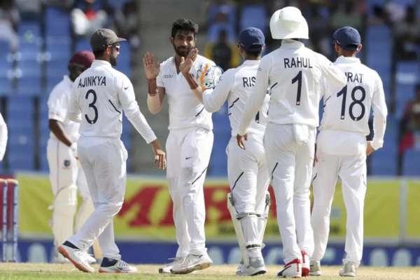 ICC World Test Championship 2019-21: India Leading Points