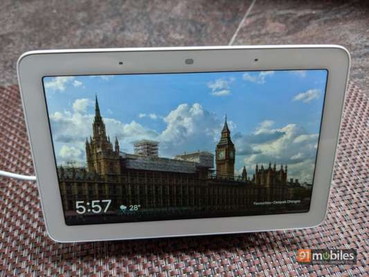 Google Nest Hub review - 91mobiles | DailyHunt
