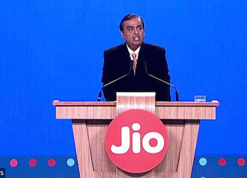 Jio Giga Fiber with min speed of 100 mbps, free high