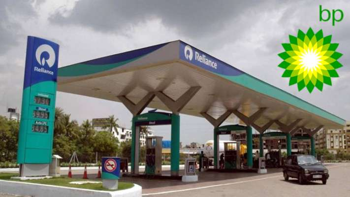 Reliance, BP form joint venture to set up 5,500 petrol pumps