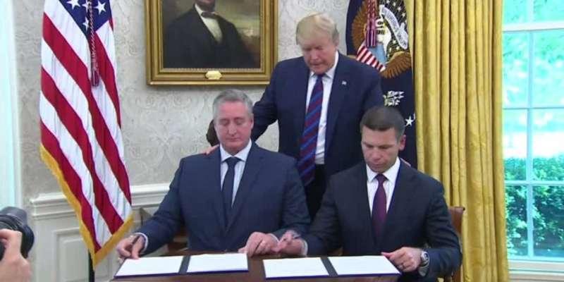 US, Guatemala sign immigration asylum deal - Orissa Post | DailyHunt