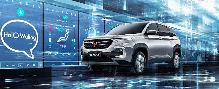 Mg Hector 7 Seater Suv Revealed In Indonesia Cartoq English