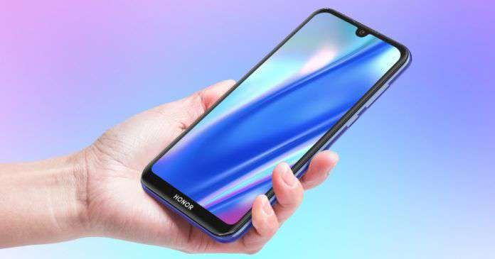 Honor Play 8 budget smartphone with waterdrop notch launched in