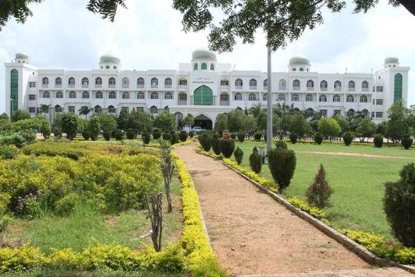 Manuu Postpones Exams In Srinagar Jammu The Siasat Daily