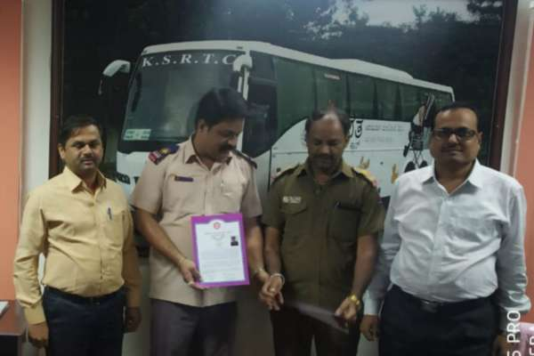 Bus Crew Rescues Woman Found Wandering along Highway near