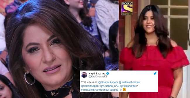 Ekta is scared of flying, discloses Archana Puran Singh at 'The
