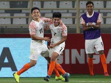 India vs Tajikistan, LIVE SCORE, Intercontinental Cup 2019