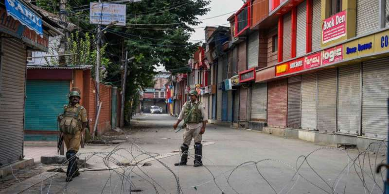 The 'Special Status' of Kashmir's Internet Must Go - The