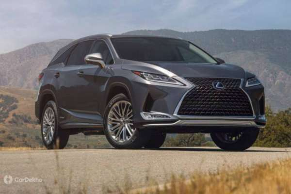 Lexus 7 Seater Suv >> Lexus Rx 450hl 7 Seater Suv Launched At Rs 99 Lakh Car