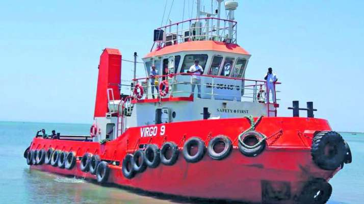 Maldives' former vice-president enters India in tugboat