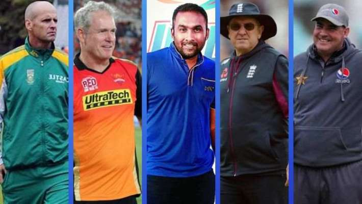Front Runners In The Race For Team India S New Head Coach