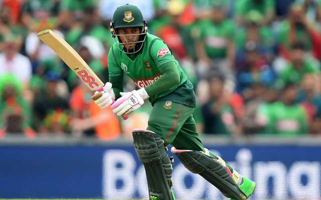 Mushfiqur Rahim Sets His Goal To Play 2023 Cricket World Cup