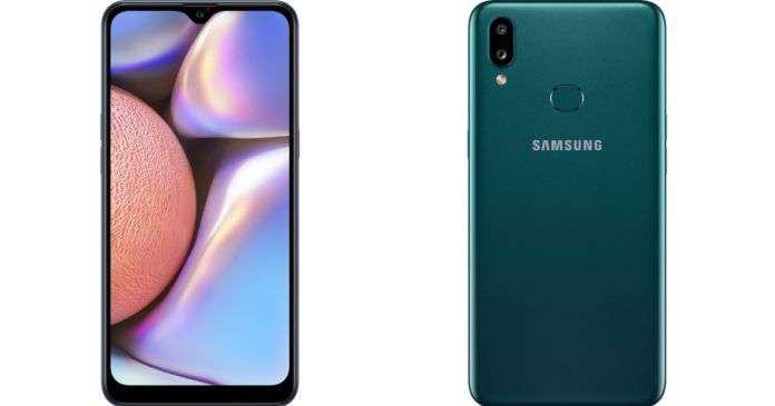 Samsung Galaxy A10s goes official with fingerprint sensor