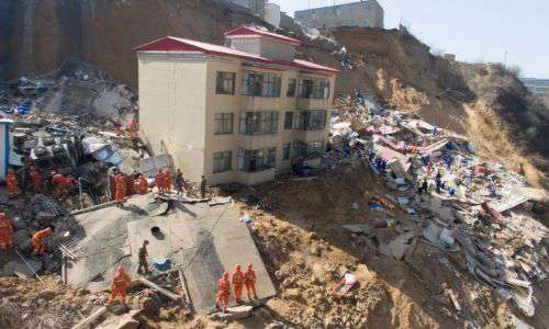 Landslide hits village in China, kills 11 people - Millennium Post