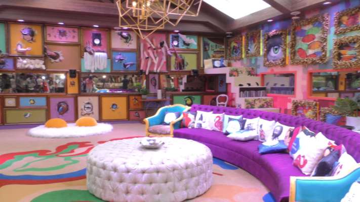 Bigg Boss 13 House Filled With A Lot Of Drama And Vibrant Elements Lehren English Dailyhunt