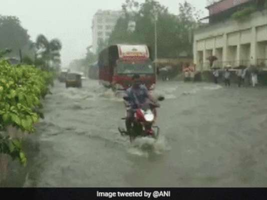 Mumbai: Schools Remain Closed Due To Water-Logging And