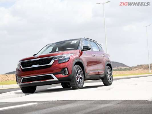Kia Seltos UVO Connect Features Revealed - ZIGWHEELS | DailyHunt