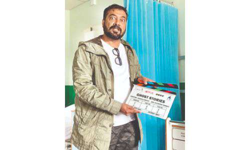 Anurag starts shooting for 'Ghost Stories' - Millennium Post