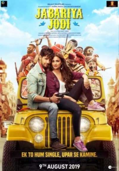 Jabariya Jodi Avoid Clash, Gets A New Release Date